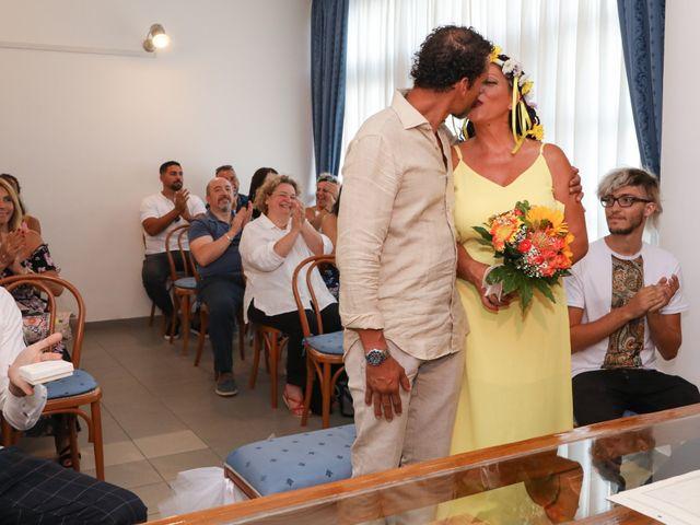 Il matrimonio di Felipe e Laura a Fiumicino, Roma 9
