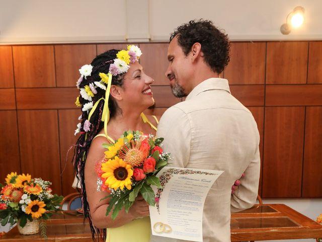 Il matrimonio di Felipe e Laura a Fiumicino, Roma 14