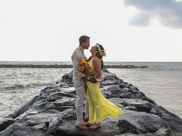 Il matrimonio di Felipe e Laura a Fiumicino, Roma 22