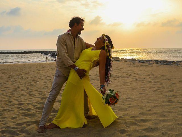 Il matrimonio di Felipe e Laura a Fiumicino, Roma 23