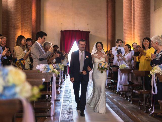 Il matrimonio di Stefano e Roberta a Cerrione, Biella 12
