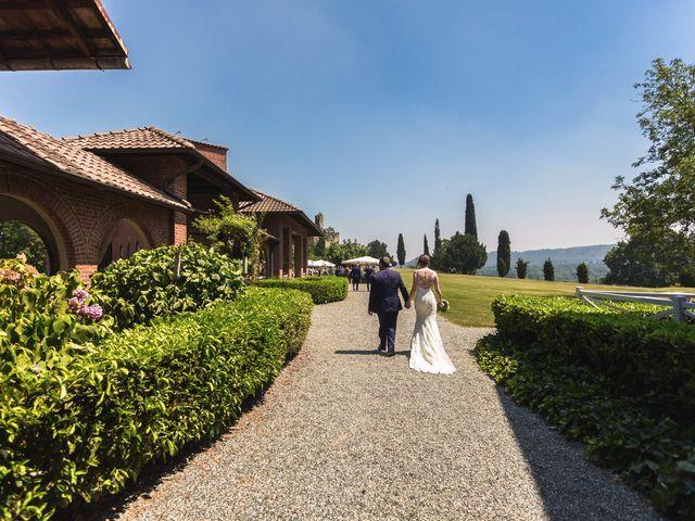 Il matrimonio di Stefano e Roberta a Cerrione, Biella 19