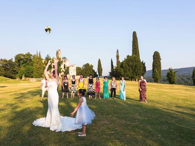 Il matrimonio di Stefano e Roberta a Cerrione, Biella 36
