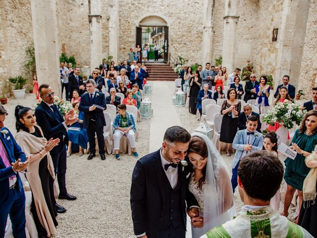 Il matrimonio di Antonio e Ilenia a Siracusa, Siracusa 20