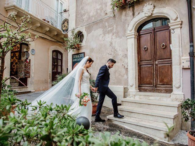 Il matrimonio di Antonio e Ilenia a Siracusa, Siracusa 28