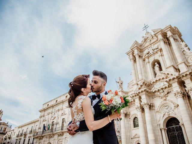 Il matrimonio di Antonio e Ilenia a Siracusa, Siracusa 29