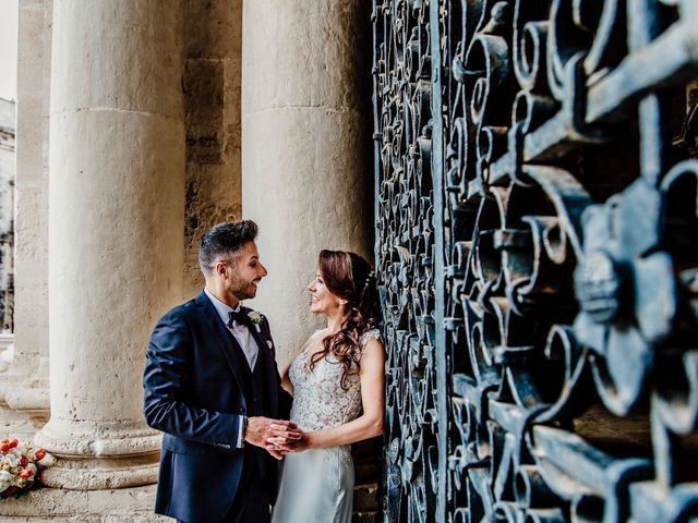 Il matrimonio di Antonio e Ilenia a Siracusa, Siracusa 30