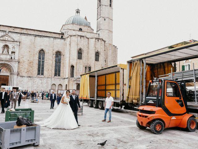 Il matrimonio di Domenico e Eleonora a Ascoli Piceno, Ascoli Piceno 29