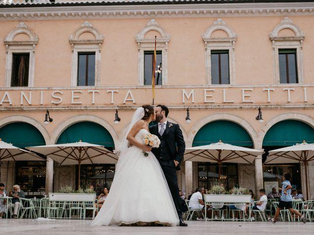 Il matrimonio di Domenico e Eleonora a Ascoli Piceno, Ascoli Piceno 30