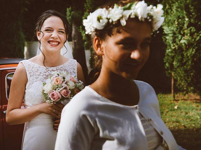 Il matrimonio di Laurence e Marie a Cascina, Pisa 15