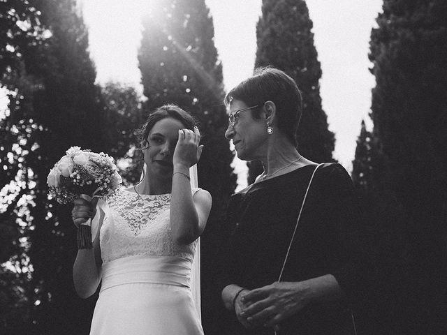 Il matrimonio di Laurence e Marie a Cascina, Pisa 16