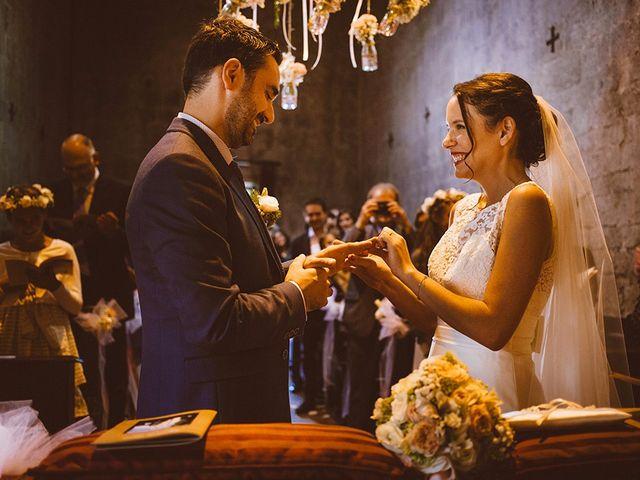 Il matrimonio di Laurence e Marie a Cascina, Pisa 17