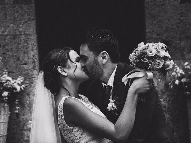 Il matrimonio di Laurence e Marie a Cascina, Pisa 19