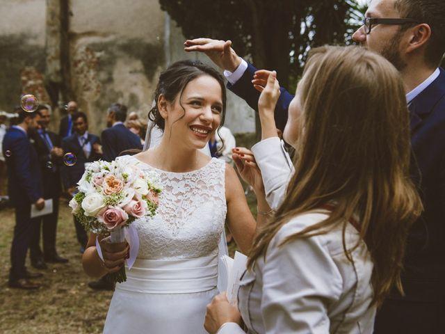 Il matrimonio di Laurence e Marie a Cascina, Pisa 21