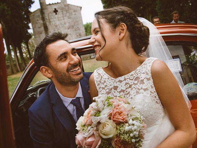 Il matrimonio di Laurence e Marie a Cascina, Pisa 23