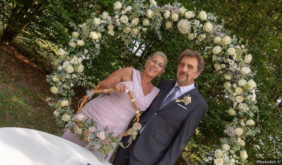 Il matrimonio di Mario e Anna a Maretto, Asti