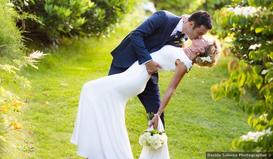 Il matrimonio di Davide e Valentina a Tradate, Varese