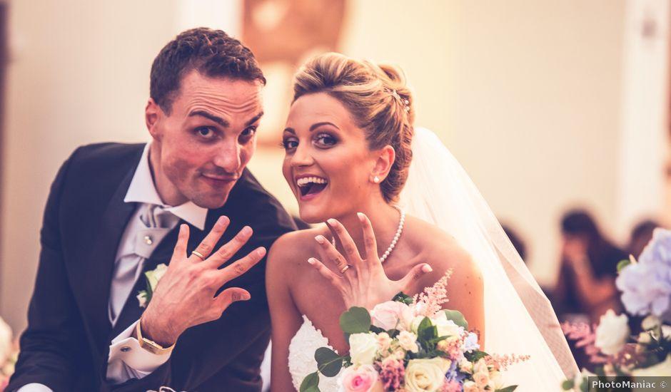 Il matrimonio di Claudio e Marta a San Benedetto del Tronto, Ascoli Piceno