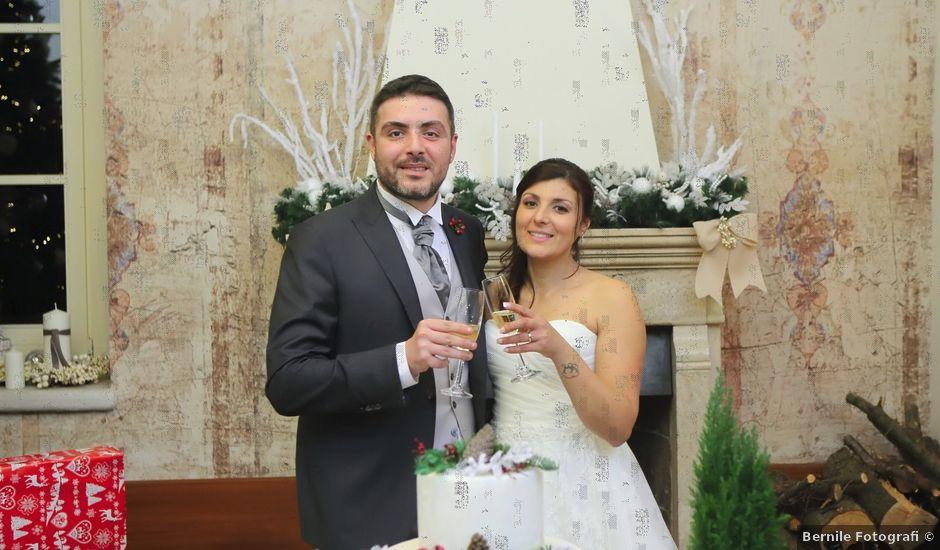 Il matrimonio di Arcangelo e Lina a Presenzano, Caserta