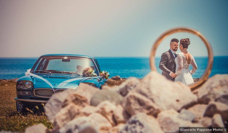 Il matrimonio di Antonello e Concetta a Statte, Taranto