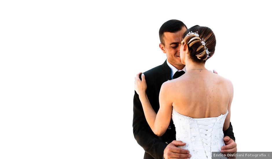 Il matrimonio di Andrea e Simona a Castiglione in Teverina, Viterbo