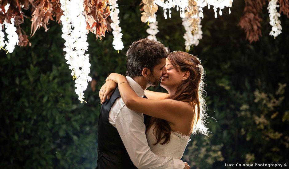 Il matrimonio di Andrea e Paula a Corte Franca, Brescia