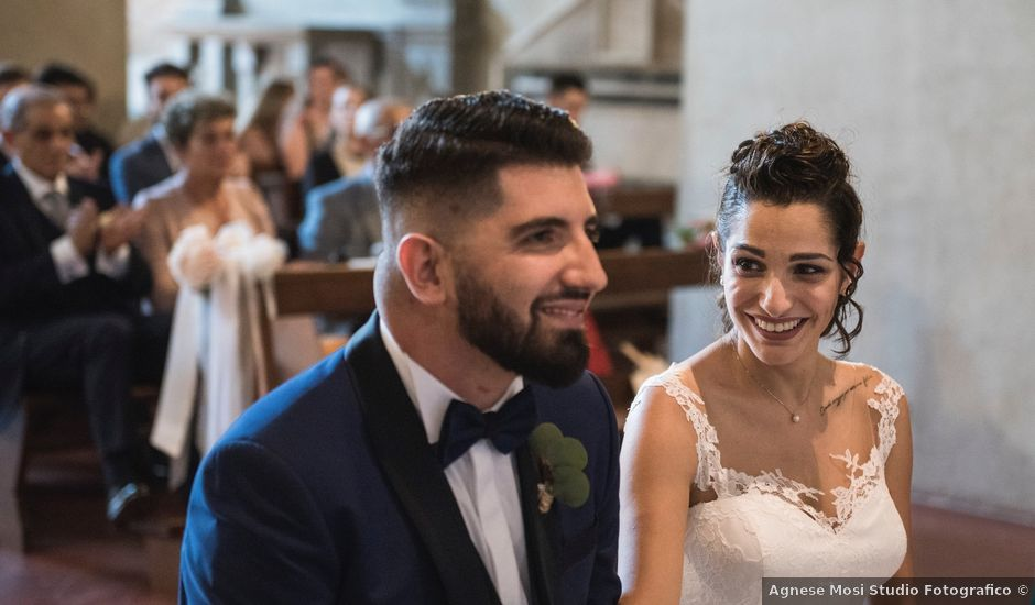 Il matrimonio di Marco e Valentina a Scandicci, Firenze