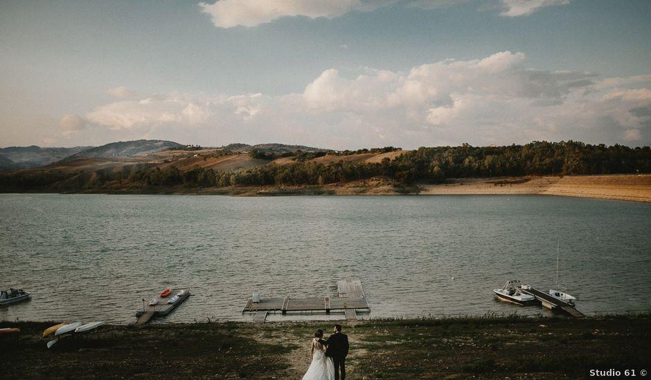 Il matrimonio di Concetta e Salvatore a Barrafranca, Enna