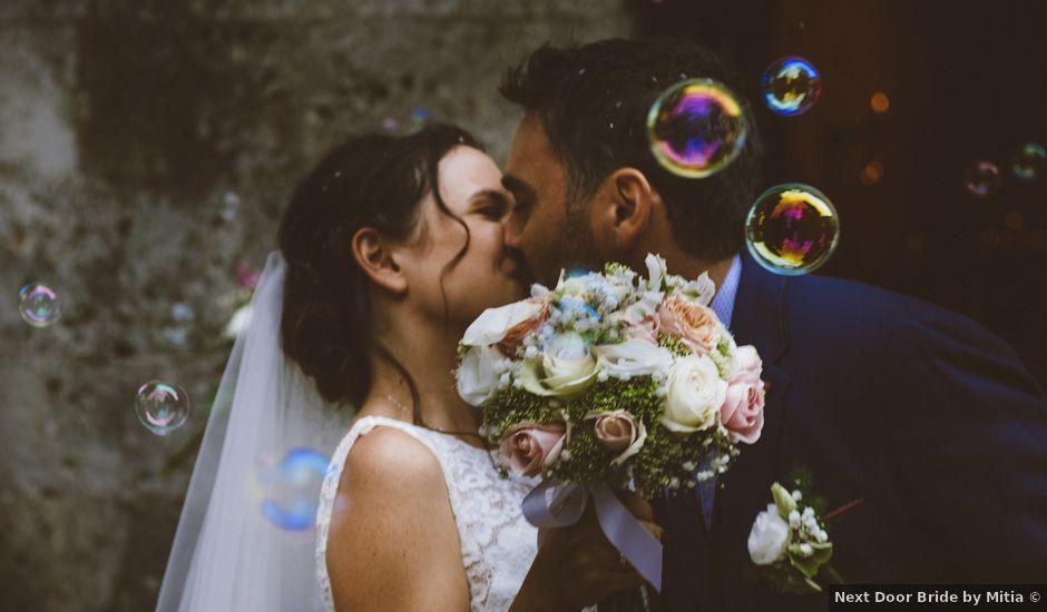 Il matrimonio di Laurence e Marie a Cascina, Pisa