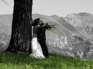 Le nozze di Fabiola e Walter