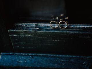 Le nozze di Alison e James 2