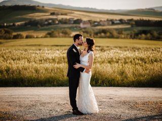 Le nozze di Alison e James