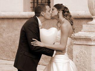Le nozze di Nathalie e Luca
