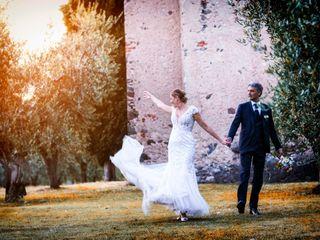 Le nozze di Federica e Romeo