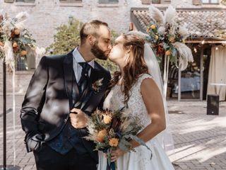 Le nozze di Erika e Thomas
