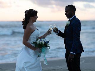 Le nozze di Sara e Stefen
