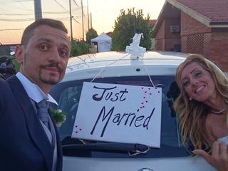 Le nozze di Debora e Angelo