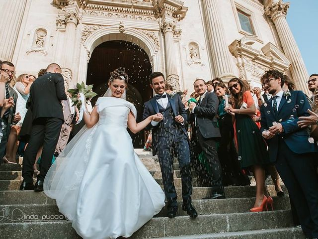 Il matrimonio di Tulliola e Marcello a Ragusa, Ragusa 11