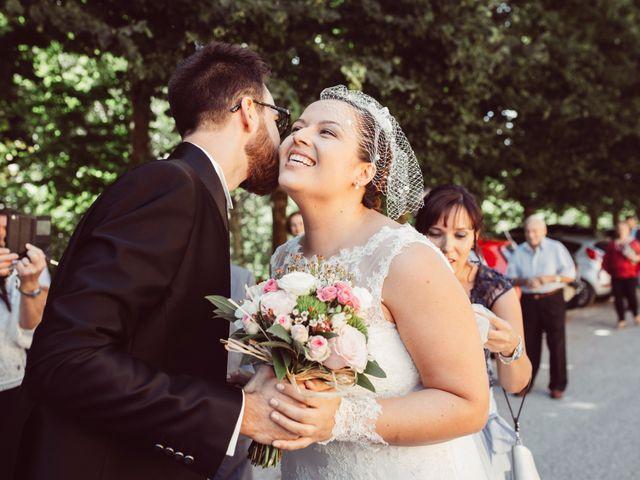 Il matrimonio di Alice e Marco a Urbania, Pesaro - Urbino 8