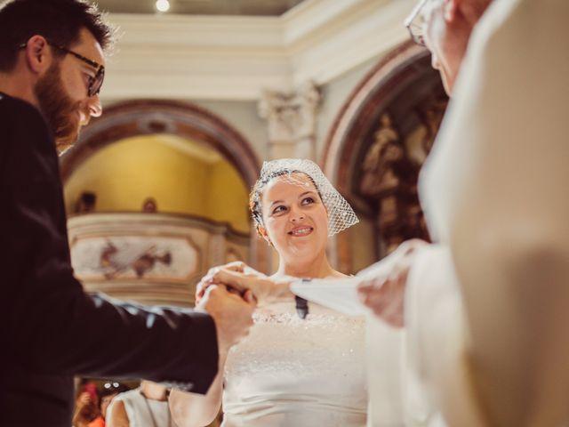Il matrimonio di Alice e Marco a Urbania, Pesaro - Urbino 13