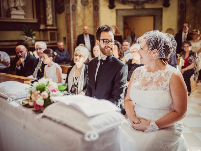 Il matrimonio di Alice e Marco a Urbania, Pesaro - Urbino 15