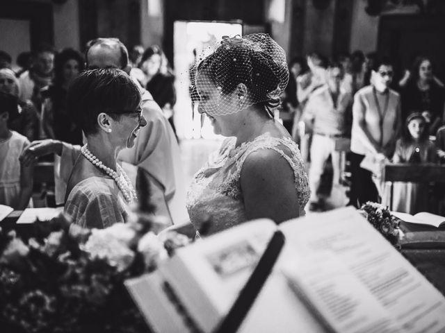 Il matrimonio di Alice e Marco a Urbania, Pesaro - Urbino 17