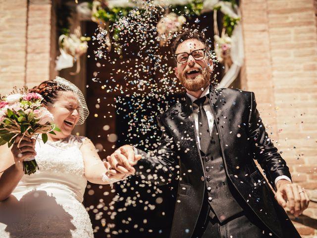 Il matrimonio di Alice e Marco a Urbania, Pesaro - Urbino 18