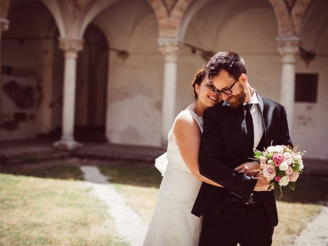 Il matrimonio di Alice e Marco a Urbania, Pesaro - Urbino 21