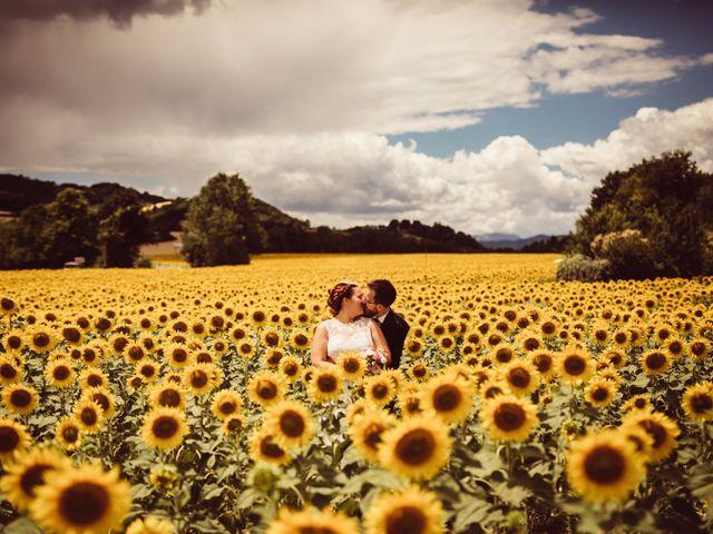 Il matrimonio di Alice e Marco a Urbania, Pesaro - Urbino 23