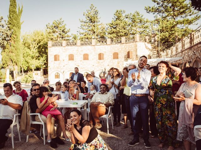 Il matrimonio di Alice e Marco a Urbania, Pesaro - Urbino 29