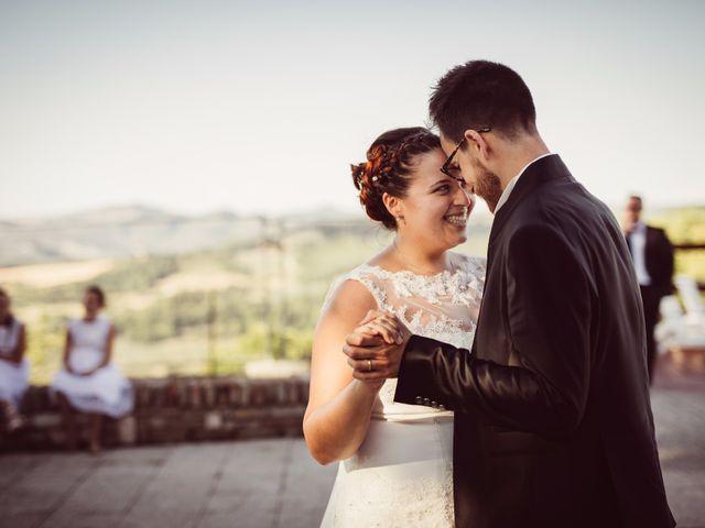 Il matrimonio di Alice e Marco a Urbania, Pesaro - Urbino 32
