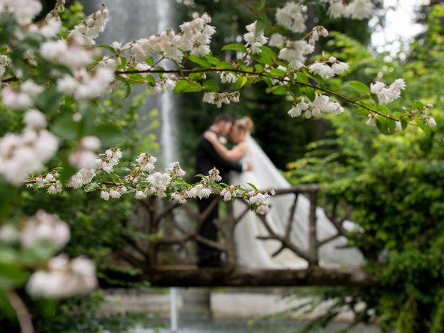 Il matrimonio di John e Adina Maria a Varese, Varese 11