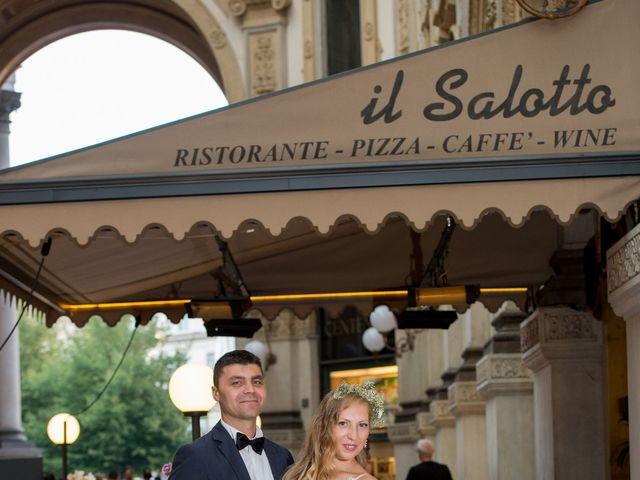 Il matrimonio di John e Adina Maria a Varese, Varese 18