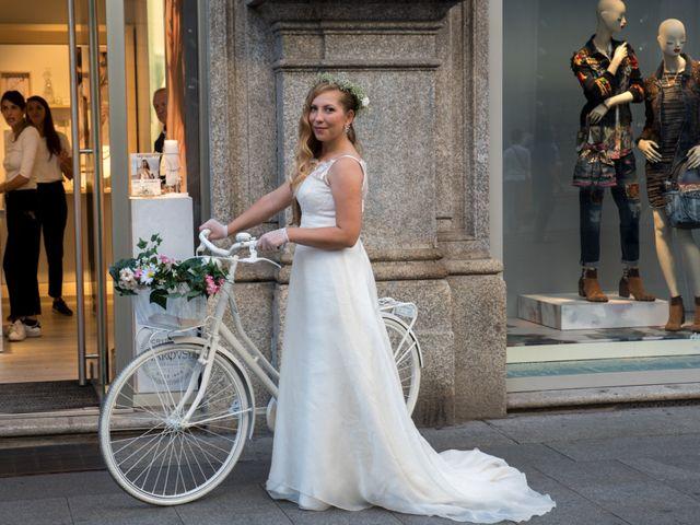 Il matrimonio di John e Adina Maria a Varese, Varese 19